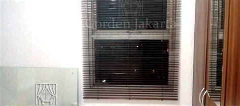 Vitrase Venetian Ukuran Custom wooden blind untuk rumah yang lebih indah blinds jakarta