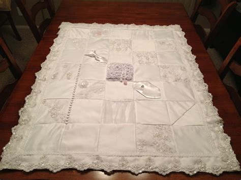 17 best images about wedding gown quilts on