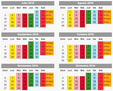 calcomania de circulacin del 2016 calendario del hoy no circula segundo semestre 2016