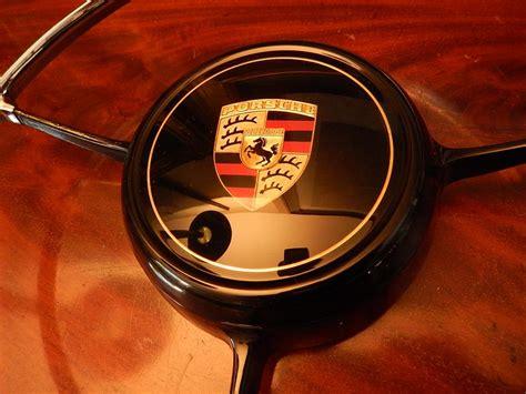Porsche 356 Lenkrad by Porsche 356 B C 911 912 Les Leston Vdm Lenkrad
