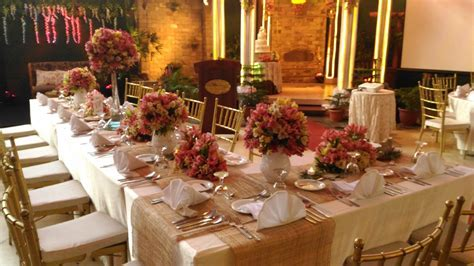 Ibarra?s Party Venues and Catering Services: What You Need