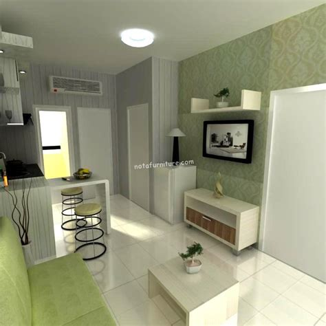 Paket Interior Furniture Apartement Set Tipe 2 Bedroom Kamar Tidur 1 4 tips menata furniture apartemen minimalis
