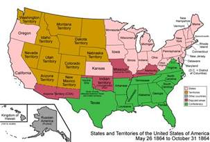 united states of america map with states and capitals 073 states and territories of the united states of america