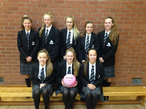 9 in years year 9 netball superstars balshaw s church of high school