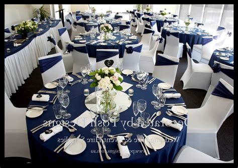 wedding decoration ideas navy blue navy blue and white