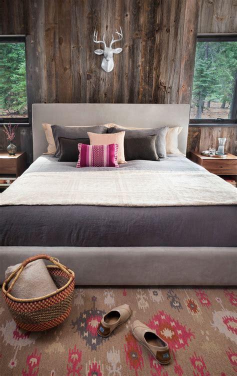 cozy rustic bedroom design ideas digsdigs