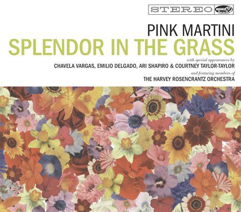 Pink Martini Album Covers