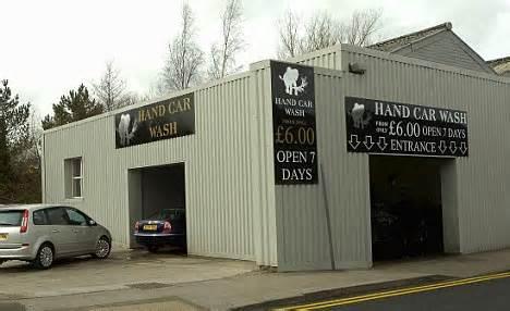 macclesfields finest takeaway  car wash