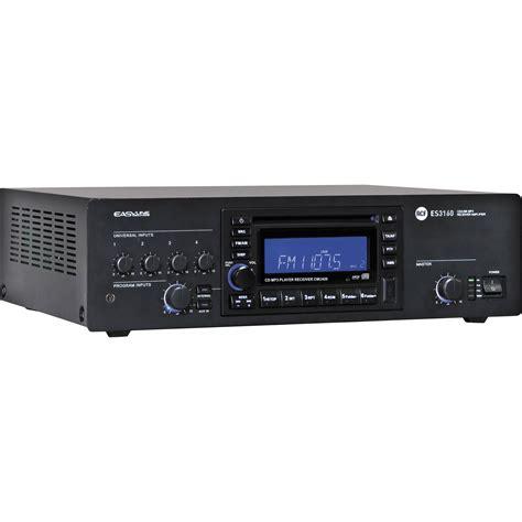 Mixer Es rcf es 3160 mixer lifier and digital receiver es3160 b h