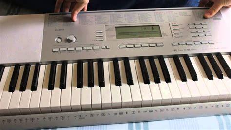 casio light up keyboard casio lk 280 keyboard keys won t light up youtube