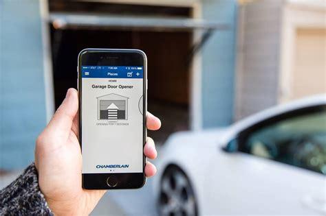 App For Genie Garage Door Opener by Garage Genie Garage Door Opener App Home Garage Ideas