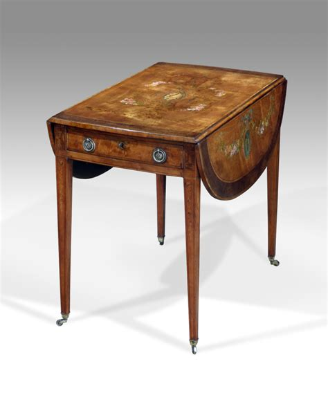 antique pembroke table pembroke table sofa table