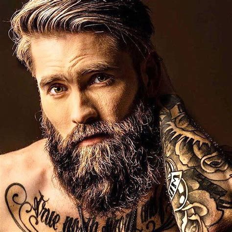well groomed beard length facial hairstyles different mens facial beard styles