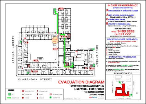 fire evacuation plan images reverse search
