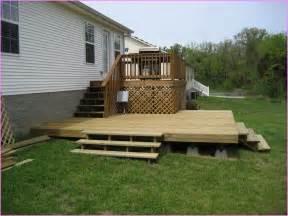 Building a floating deck over a concrete patio home design ideas