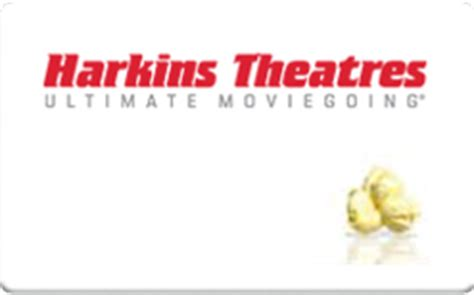 Harkins Theater Gift Cards - sell harkins theatres gift cards raise