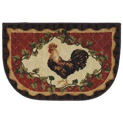 kitchen rugs with roosters rooster kitchen mat hen rooster kitchen kitchen mat rooster kitchen and