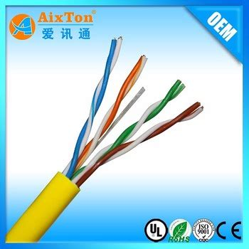 Kabel Lan Adlink Cat5e Bare Copper Support Poe Accesspoint T1310 3 rj45 kabel 1000m utp cat5e network cable wholesale buy cat5 network cable 1000m utp cat5e