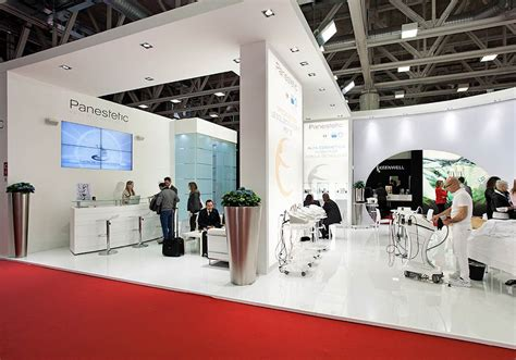 ingresso fiera bologna act events stand panestetic alla fiera cosmoprof 2015 di