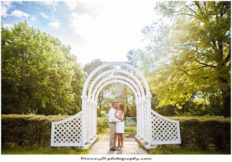 Staten Island Botanical Garden Wedding Navin Snug Harbor Botanical Garden Staten Island