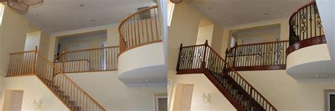 treppenhaus renovieren beispiele stair design before and after exles stair parts