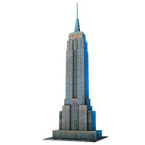 Le 58 Tour Eiffel 216 by Puzzle 3d 216 Pi 232 Ces Empire State Building New York
