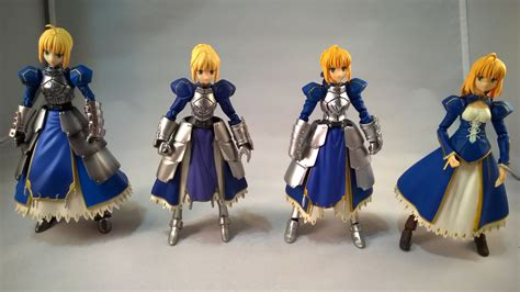 Figma Ex 025 Saber Dress Ver Unlimited Blade Works By Max Factory Kws wp 20150224 23 26 35 pro jpg pictures myfigurecollection net tsuki board net