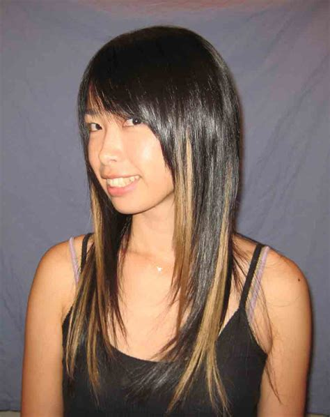 top highlights hair and dark underneath 35 glorious black hair with blonde highlights slodive