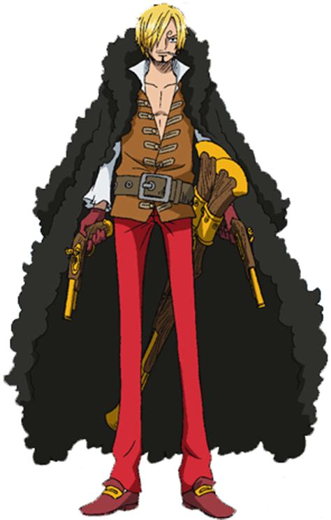one piece film z umi wa fichier tenue de sanji dans le film z png one piece