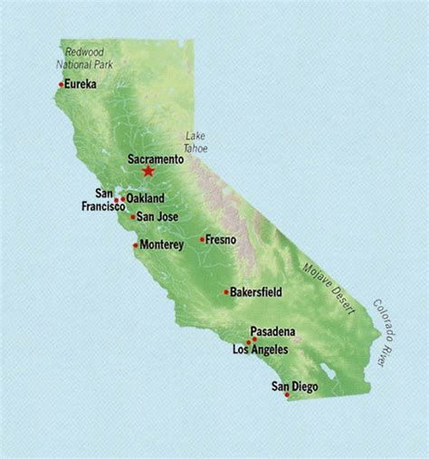 california state california state maps interactive california state road maps state maps