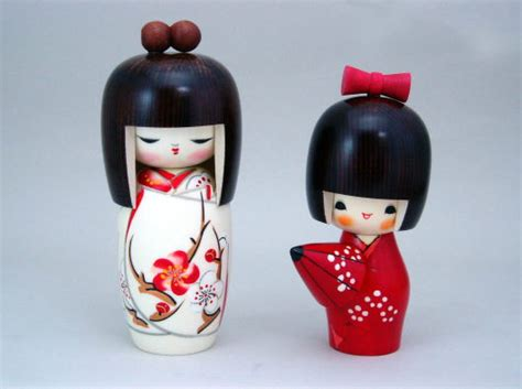 japanese gift ideas what are kokeshi dolls