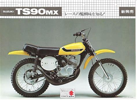 Suzuki Ts90 1972 Suzuki Ts90 Road Bike