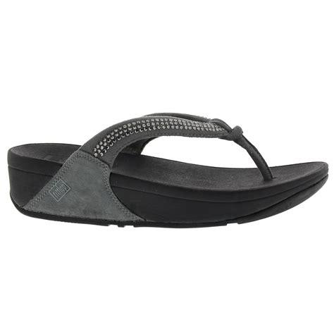 fitflop swirl pewter womens sandals ebay