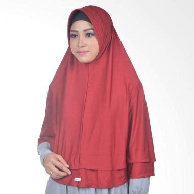 Jilbab Instan Qonita jual jilbab instan merah daftar harga spesifikasi