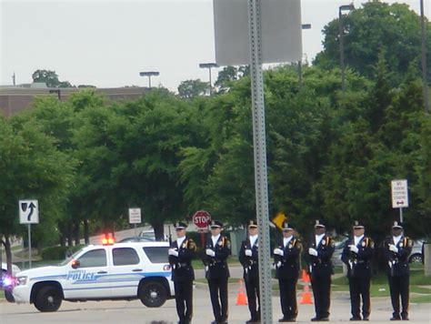Officer Memorial by Maritimequest Coppell Department Fallen Officer