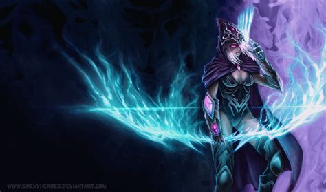 lol lol league of legends ashe wallpapers hd download