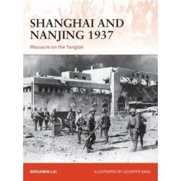 shanghai and nanjing 1937 osprey publishing