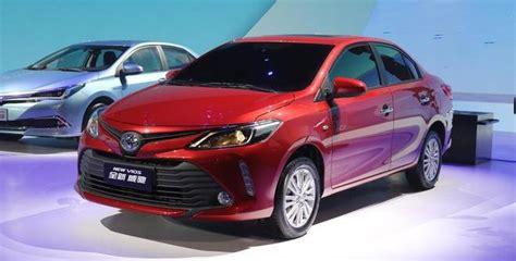 Mesin Toyota Vios toyota vios facelift 2017 diluncurkan dengan mesin baru