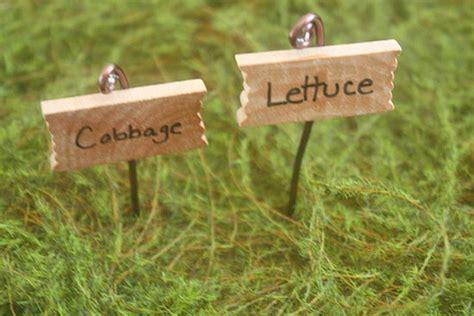 Vegetable Garden Signs Diy Vegetable Garden Signs Factory Direct Craft