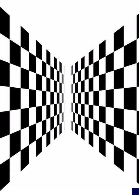white pattern gif black and white animation gif by the new big poppa e