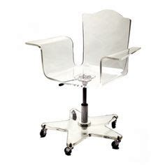Clear Office Chair by 1000 Images About Clear Office Chairs On