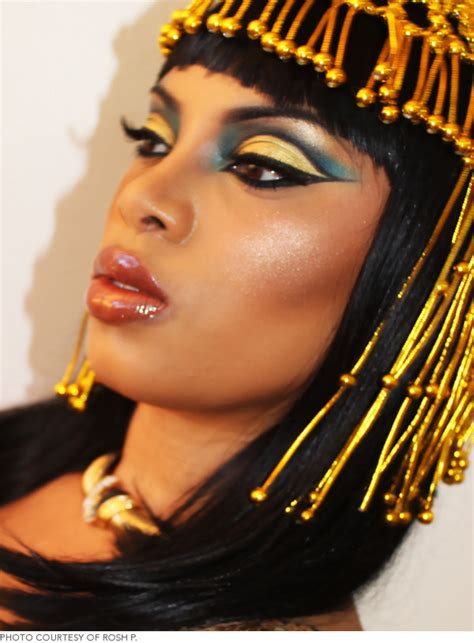 modern egyptian hair 10 stage worthy character makeup designs beautylish