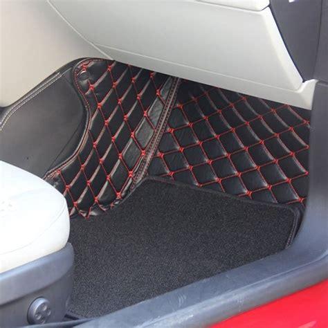Tesla All Weather Floor Mats Topfit Car Floor Mat With Grass For Tesla Model S Black