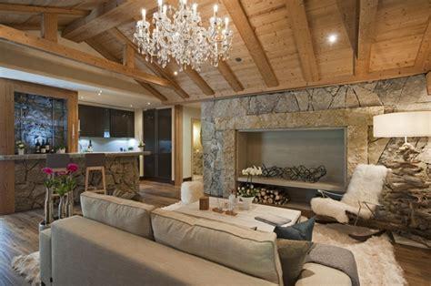 arredamento in pietra rivestimenti in pietra in soggiorno moderno idee di