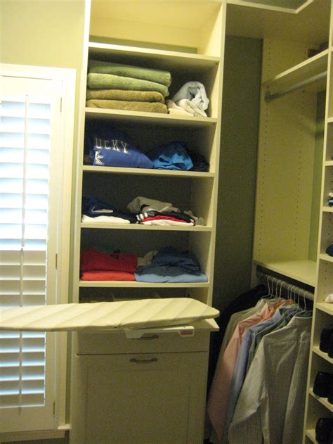 Built In Ironing Board Drawer by Pin By Francola On Atlanta Custom Closets By