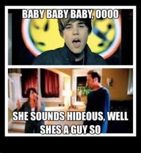 justin bieber she sounds hideous meme funny justin bieber quotes kappit