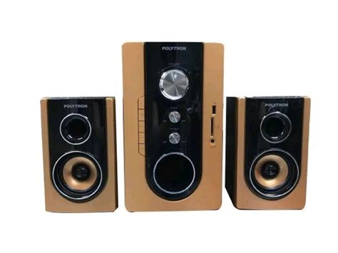jual speaker bluetooth polytron pma  subwoofer