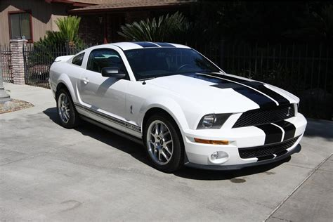 2008 shelby gt500 fastback 177250