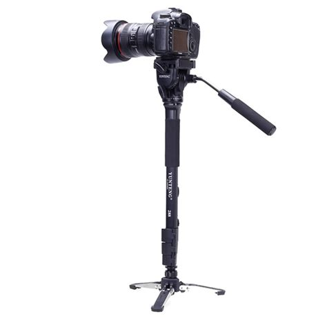 Monopod Camcorder best yunteng vct 288 photography tripod monopod fluid pan sale shopping cafago