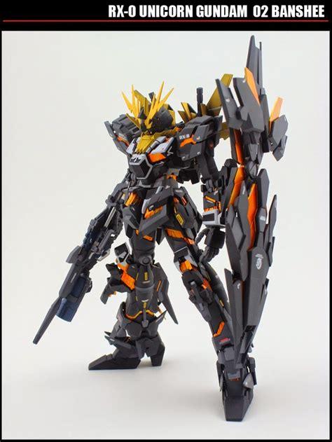 P R O M O Rg Gundam Rx 78 2 custom build mg 1 100 banshee norn quot resin conversion